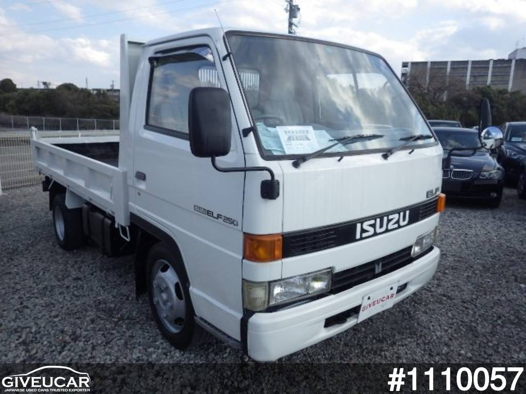 Canter truck sale double cabin 4wd japan import jpn car - Used Isuzu Elf Truck From Japanese Auction 1110057 C1cf5df4 Giveucar