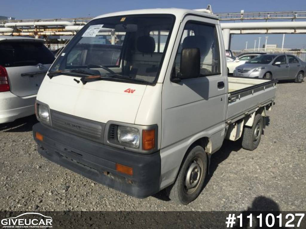 Canter truck sale double cabin 4wd japan import jpn car - Used Daihatsu Hijet Truck From Japanese Auction 1110127 6e960080 Giveucar