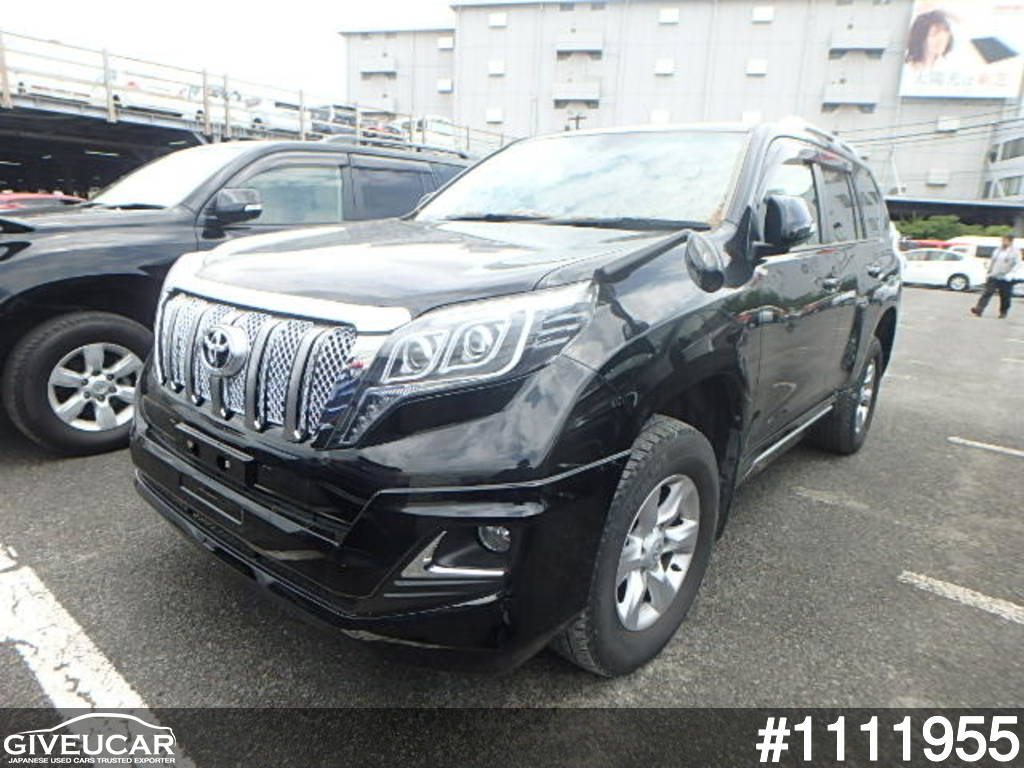 Used toyota land cruiser prado from japanese auction 1111955 f279d87e giveucar