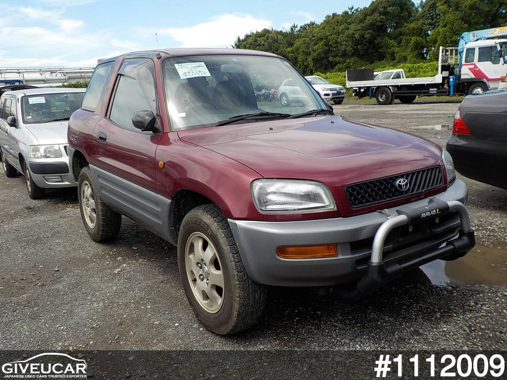 Used toyota rav4 from japanese auction 1112009 1c0ebfb2 giveucar