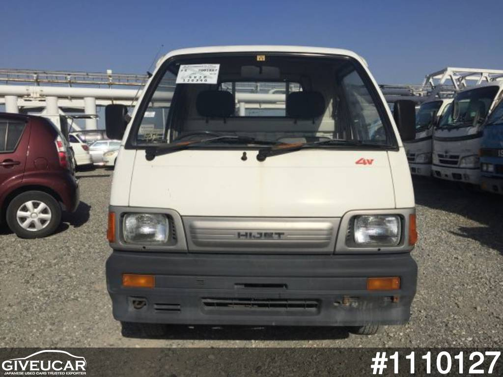 Canter truck sale double cabin 4wd japan import jpn car - Used Daihatsu Hijet Truck From Japanese Auction 1110127 412ec4d4 Giveucar