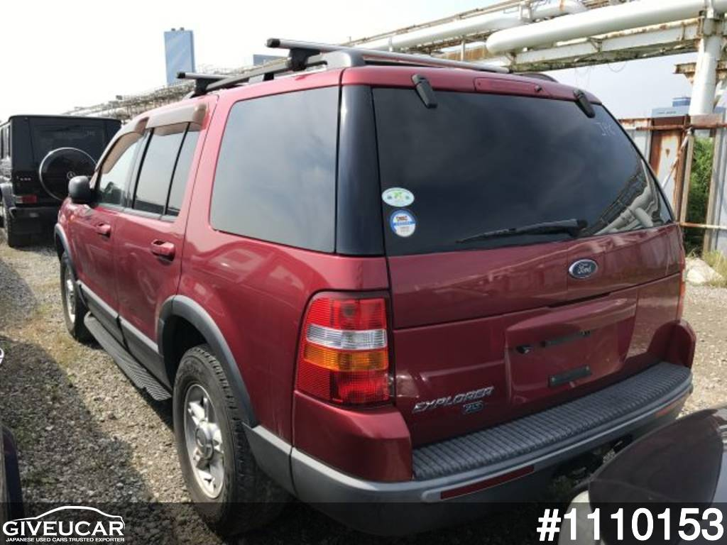 Used ford explorer from japanese auction 1110153 0e6c24dc giveucar
