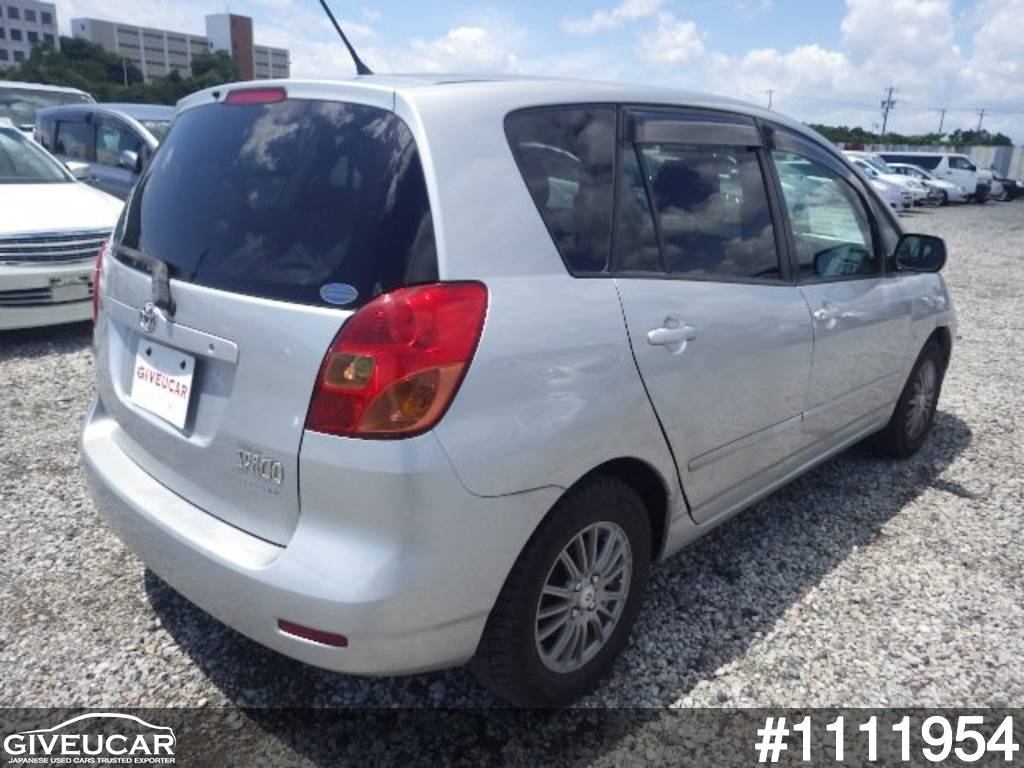 Used toyota corolla spacio from japanese auction 1111954 1d8e452b giveucar