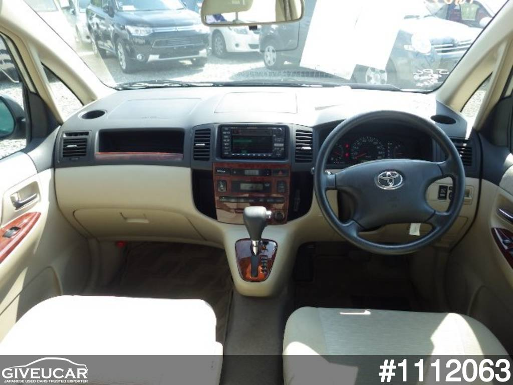 Used toyota corolla spacio from japanese auction 1112063 52d9b51f giveucar