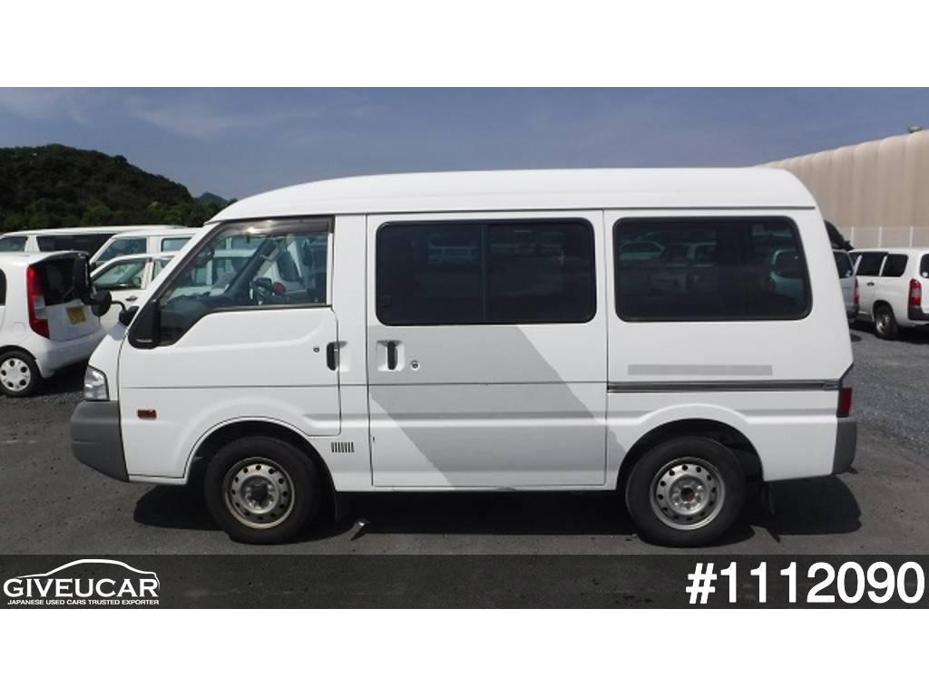 Used mazda bongo van from japanese auction 1112090 3e57ef04 giveucar