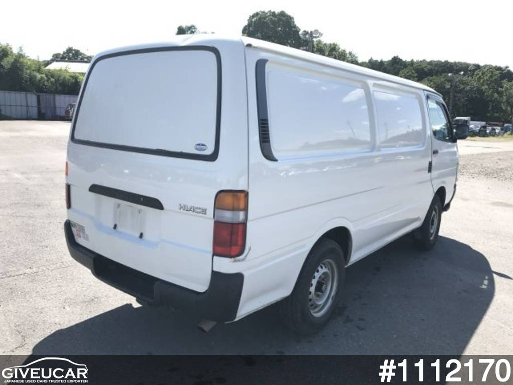 Used toyota hiace van from japanese auction 1112170 e8b9e5c9 giveucar