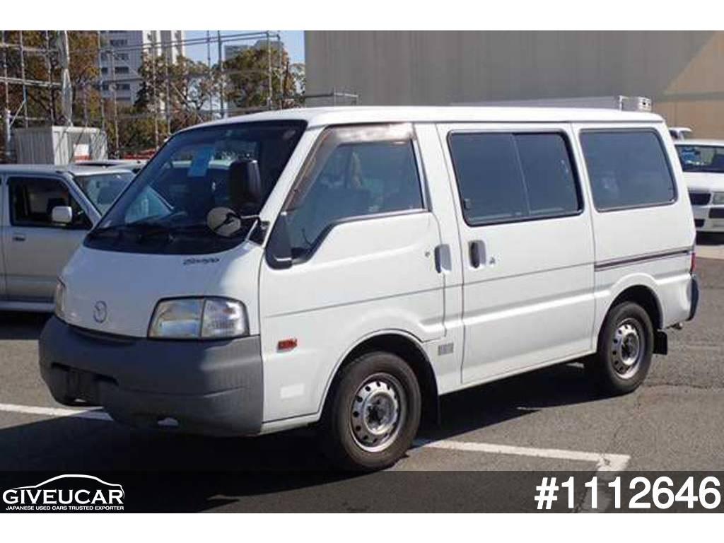 Used Mazda Bongo Van From Japan Car Exporter 1112646 Giveucar